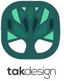 TAK Design Schalen & Presenteerbladen