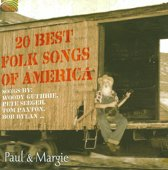 Espinoza Paul / Butler Margie - 20 Best Folk Songs Of America
