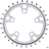 Shimano Kettingblad Tiagra Fc-4603 30t-d 10s 92 Mm Zilver