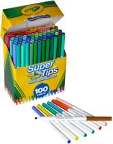 Crayola 100 Supertips viltstiften
