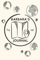 Barbara's Travel Journal