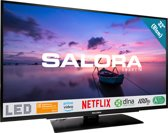 Salora 32HSB6502 - Televisie - LED - 32 inch - Smart - Zuinig - HDMI - USB