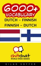 6000+ Vocabulary Dutch - Finnish