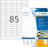 HERMA 8337 Wit Zelfklevend printerlabel printeretiket
