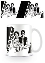 STAR WARS - I LOVE YOU Mugs