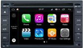 nissan qashqai 2006-2012 navigatie android 7.1 apps bluetooth mirror
