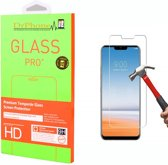 DrPhone LG G7 ThinQ Glas - Glazen Screen protector - Tempered Glass 2.5D 9H (0.26mm)