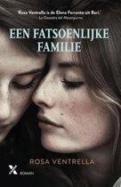 Boek cover Een fatsoenlijke familie van Rosa Ventrella