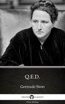 Q.E.D. by Gertrude Stein - Delphi Classics (Illustrated)
