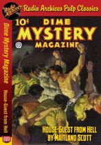 Dime Mystery Magazine - House-Guest from