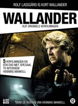 Wallander Dvd Collection