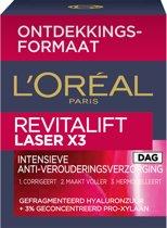 L'Oréal Paris Revitalift Laser X3 Dagcrème - 15 ml - Ontdekkingsformaat