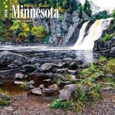 Minnesota, Wild & Scenic 2018 Wall Calendar