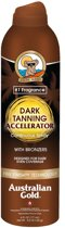Dark Tanning Accelerator Continuous Spray with bronzer