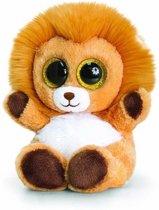 Keel Toys pluche leeuw knuffel 15 cm - knuffeldier / knuffels