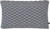 Marc O'Polo Yara Sierkussen - Indigo blue 30x50