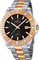 Festina boyfriend F16687/5 Vrouwen Quartz horloge