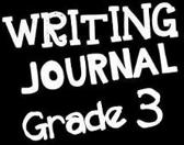 Writing Journal Grade 3