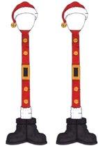 Lemax - Santa Street Lamp -  Set Of 2 -  B/o (4.5v)