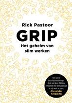 Boek cover Grip van Rick Pastoor (Onbekend)