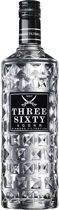 Three Sixty Vodka - 70 cl