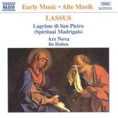 Lassus: Lagrime di San Pietro / Bo Holten, Ars Nova