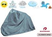 Fietshoes Polyester Geschikt Voor Batavus CNCTD E-go Dames 49cm (400 Wh) -Grijs