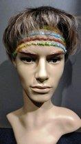 2 Haarbanden - Diverse Kleuren - Stretch