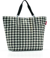 Reisenthel shopper - maat XL - Tas - Strandtas - Polyester - fifties black