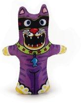 Bz textiele Kattenspeeltje - bandit 11 cm