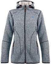 Bjornson Laurense - Vest Teddy Gevoerd - Dames - Maat 38 - Lichtblauw