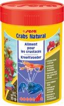 Sera crabs natural 100ml voor kreeftjes