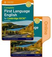 Complete First Language English for Cambridge IGCSE Student's book pack