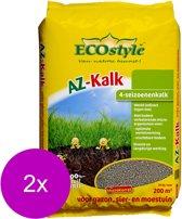 Ecostyle Az-Kalk 200 m2 - Kalk - 2 x 20 kg