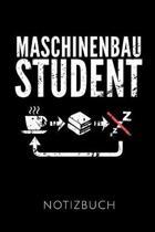 Maschinenbau Student Notizbuch