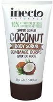 Inecto Pure Coconut Exfoliating - 150 ml - Body scrub