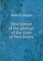 Description of the Geology of the State of New Jersey