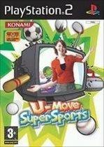 EyeToy - U Move Super Sports /PS2