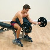 Preacher Curl station Body-Solid - Krachtstation