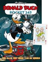 DONALD DUCK POCKET+KAARTSPEL RUITEN 0245