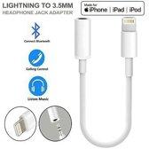 iPhone Lightning naar Jack AUX aansluiting - Muziek Luisteren