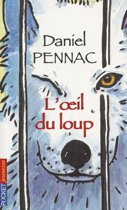 Boek cover Loeil du loup van Daniel Pennac (Paperback)
