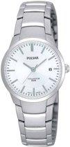 Pulsar PH7129X1 - Horloge - 30 mm - Zilverkleurig
