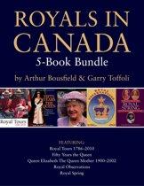 Royals in Canada 5-Book Bundle