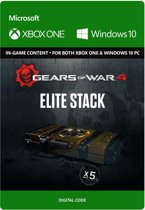 Gears of War 4 - Elite Stack - Xbox One / Windows 10