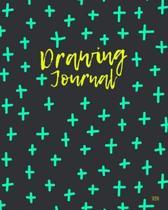Teen Drawing Journal