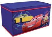 Disney Opbergbox Cars 55,5 X 34,5 X 34 Cm Blauw