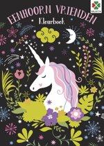 Eenhoorn Vrienden Kleurboek