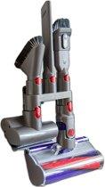 Goodlux wandhouder geschikt voor Dyson V7-V8-V10-V11 accessoires – onderdelen - Ophangsysteem – Muurbeugel – Muurhouder – Muurbevestiging
