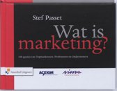 Wat is marketing ?
